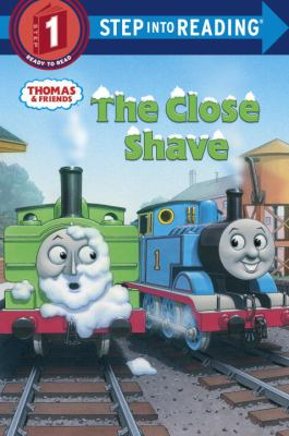 Cover image for The close shave