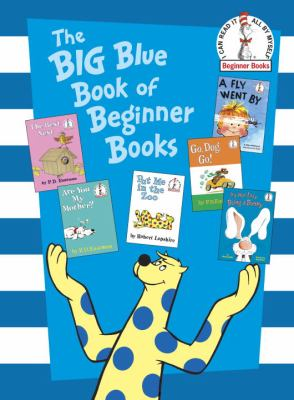 Cover image for The big blue book of Beginner books