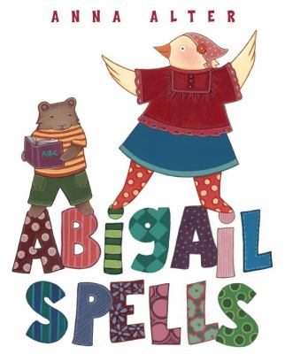 Cover image for Abigail spells