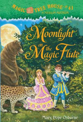 Cover image for Moonlight on the magic flute