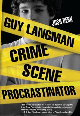 Cover image for Guy Langman, crime scene procrastinator