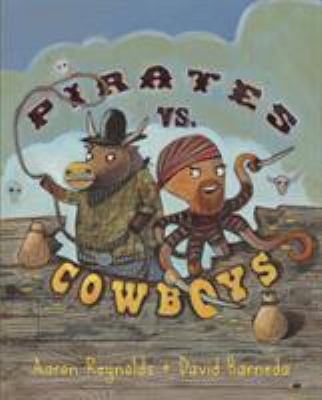 Cover image for Pirates vs. cowboys