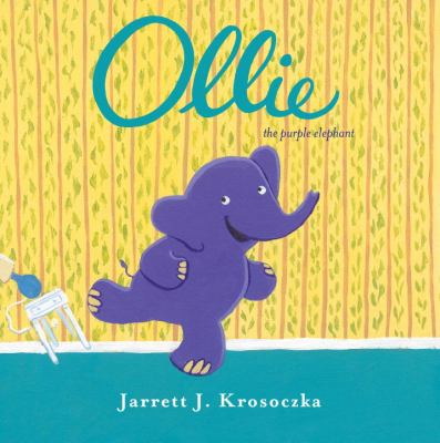 Cover image for Ollie : the purple elephant
