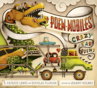 Cover image for Poem-mobiles : crazy car poems