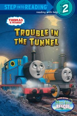 Cover image for Trouble in the tunnel