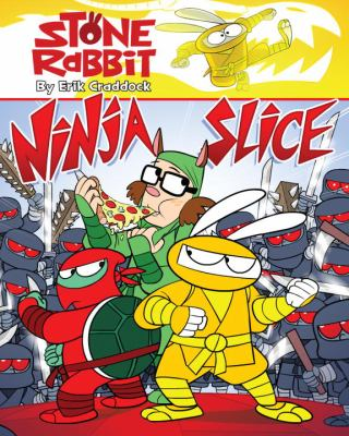 Cover image for Ninja slice