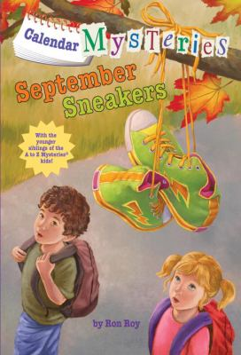 Cover image for September sneakers