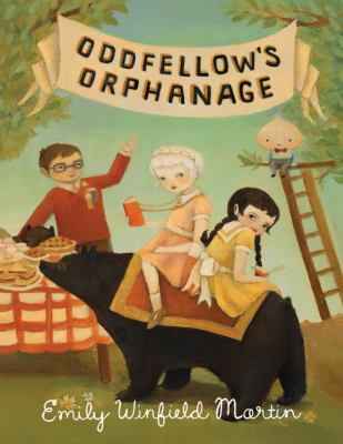 Cover image for Oddfellow's Orphanage
