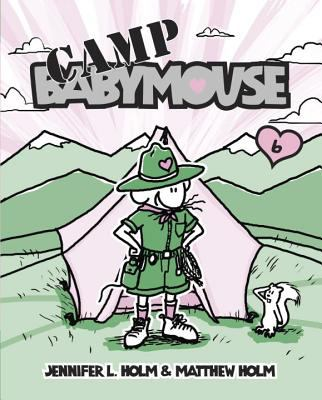 Cover image for Camp Babymouse