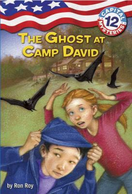 Cover image for The ghost at Camp David