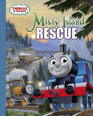 Cover image for Misty Island rescue