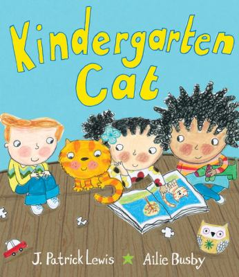 Cover image for The kindergarten cat