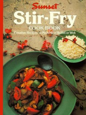 Cover image for Stir-fry cook book