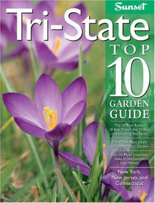 Cover image for Tri-state top 10 garden guide