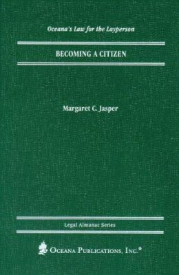 Cover image for Becoming a citizen