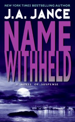 Cover image for Name withheld : a J.P. Beaumont mystery