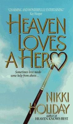 Cover image for Heaven loves a hero