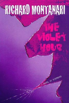 Cover image for The violet hour : a novel of suspense