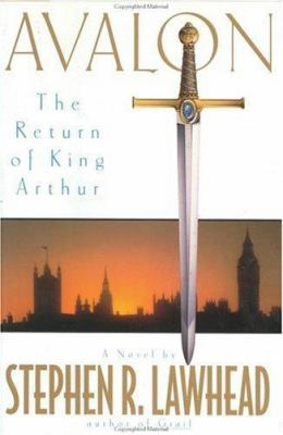 Cover image for Avalon : the return of King Arthur