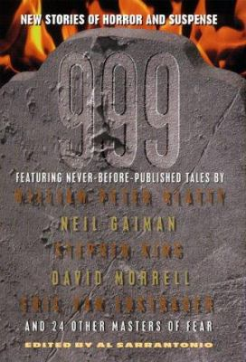 Cover image for 999 : new stories of horror and suspense