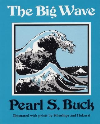 Cover image for The big wave