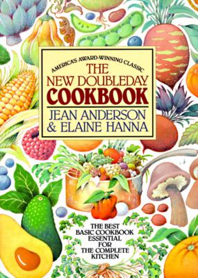 Cover image for The new Doubleday cookbook