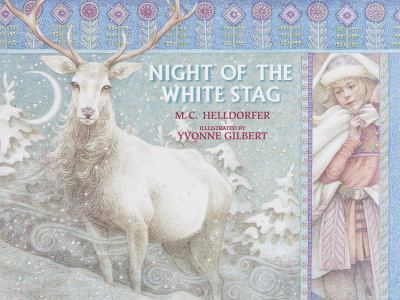Cover image for Night of the white stag