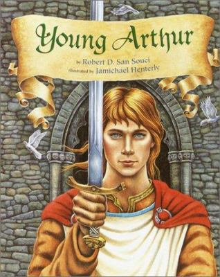 Cover image for Young Arthur