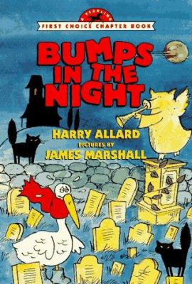Cover image for Bumps in the night