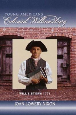 Cover image for Will's story: 1771