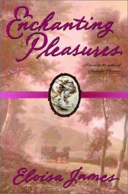 Cover image for Enchanting pleasures