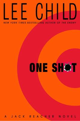 Cover image for One shot : a Jack Reacher novel