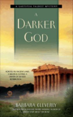 Cover image for A darker god