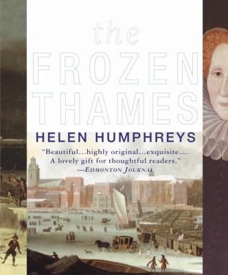 Cover image for The frozen Thames