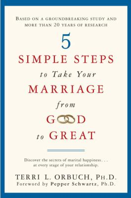 Cover image for 5 simple steps to take your marriage from good to great