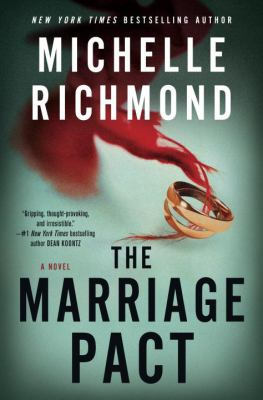 Cover image for The marriage pact : a novel