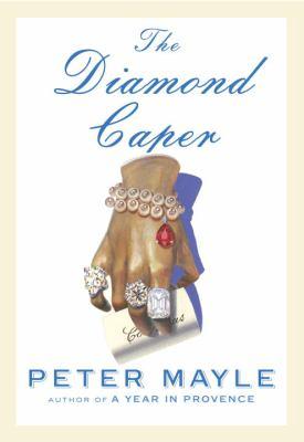 Cover image for The diamond caper