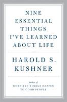 Cover image for Nine essential things I've learned about life