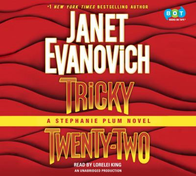 Cover image for Tricky twenty-two