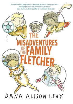 Cover image for The misadventures of the family Fletcher