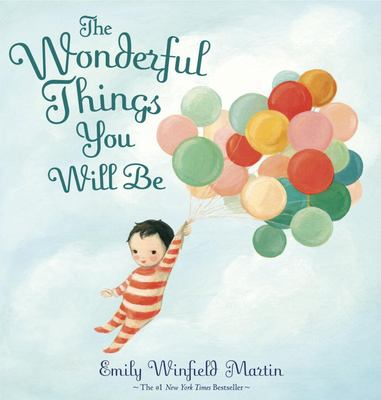 Cover image for The wonderful things you will be