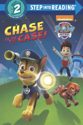 Cover image for Chase is on the case!