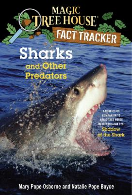 Cover image for Sharks and other predators
