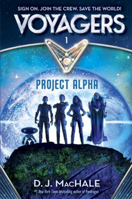 Cover image for Project Alpha