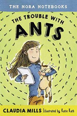 Cover image for The trouble with ants