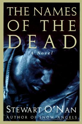 Cover image for The names of the dead