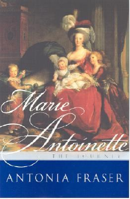 Cover image for Marie Antoinette : the journey