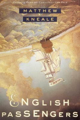 Cover image for English passengers
