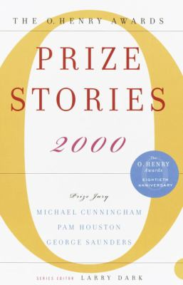 Cover image for Prize stories, 2000 : the O. Henry awards