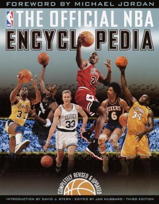 Cover image for The Official NBA encyclopedia